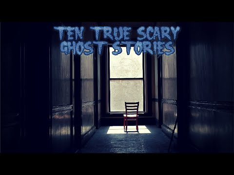 10 True Scary Ghost Stories (Ft. Joey's Nightmares, Shivers, and Darkness Prevails)