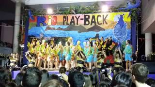 Playback juniors sant josep 2014