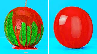 22 Crazy Watermelon Hacks || Recipes, Party Ideas, And Peeling Tricks