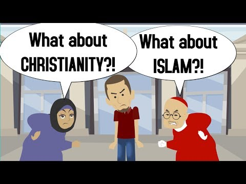 Atheist Rant: Enough Whataboutery! (Diversion Apologetics)