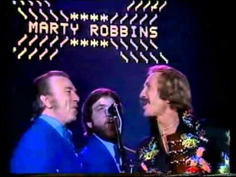 Marty Robbins El Paso 1978 Rotterdam Holland