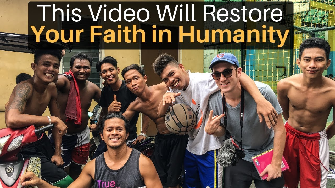 This Video Will Restore Your Faith in Humanity