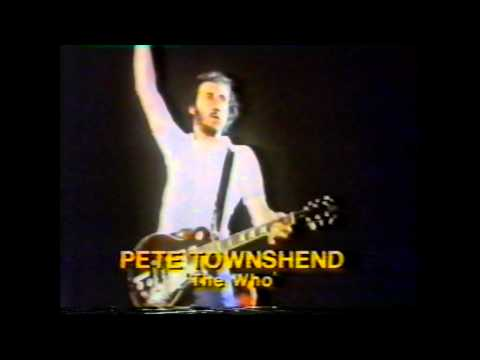 The Who Cincinnati 1979 News Report