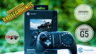 GameSir G5 Unboxing | Review | Setup & PUBG Gameplay | India