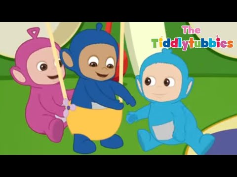 Tiddlytubbies - Helping Baa! - Tiddlytubbies Compilation