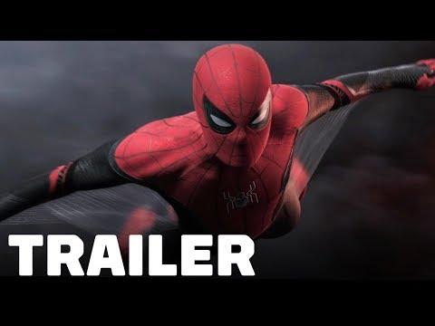 Bob Delmont - ANOTHER SPIDER MAN MOVIE!!  Trailer with Jake Gyllenhaal!