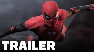 Spider-Man: Far From Home Official Trailer (2019) Tom Holland, Jake Gyllenhaal, Samuel L Jackson
