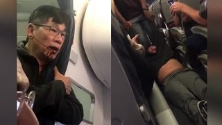 Uproar Grows After United Airlines Brutally Drags Paying Customer Off Overbooked Flight