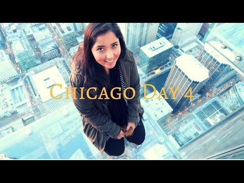 Chicago Vlog Day 4 |  Adler Planetarium & Skydeck!