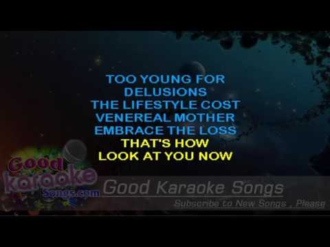 I'm Broken -  Pantera (lyrics Karaoke) [ goodkaraokesongs.com ]