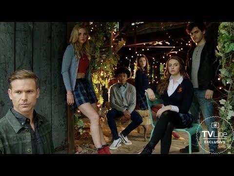 Legacies Full online: First Look at Originals Spinoff | TVLine