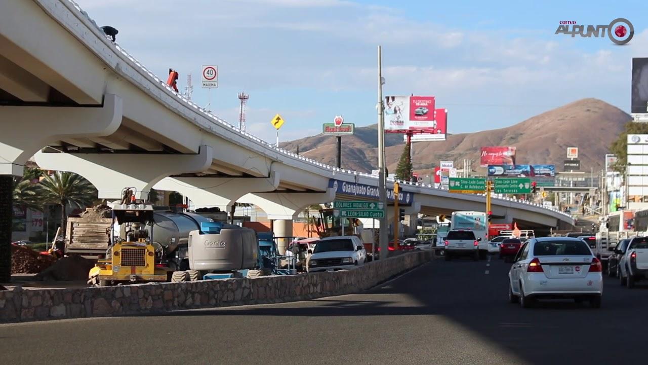 Anuncian Apertura Temporal De Puente En Glorieta Santa Fe Youtube