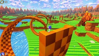 Sonic Utopia - 3D Open World Sonic the Hedgehog Game
