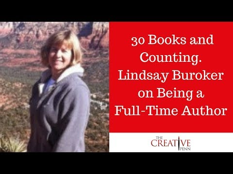 30 Books And Counting. Lindsay Buroker On Being A Full-Time Author Mp3