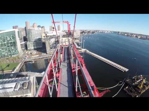 Crane Climb South Boston