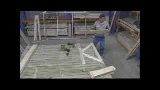 How To Make A Cubby House Door Part 1.