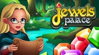 Jewels Palace: World match 3 puzzle master screenshot 1