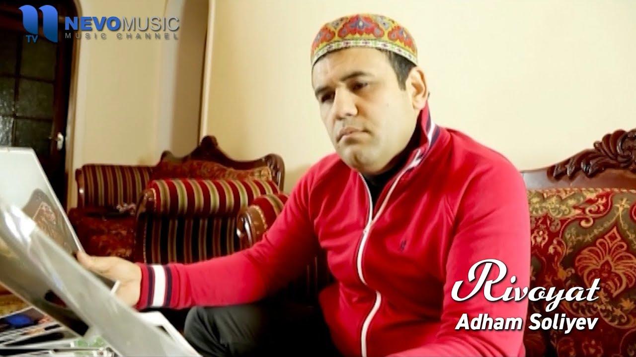Adham Soliyev - Rivoyat (Official Music Video)