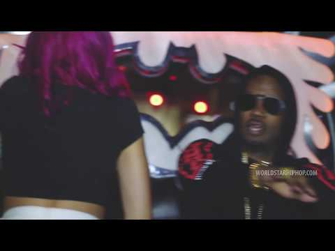 """Juicy J """"Waste No Time"""" (Prod. by Zaytoven) (WSHH Exclusive - Official Music Video)"""