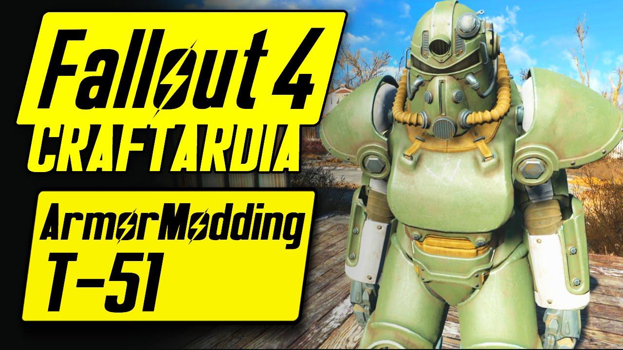 Fallout 4 Power Armor Customization T 51 Power Armor Fallout 4