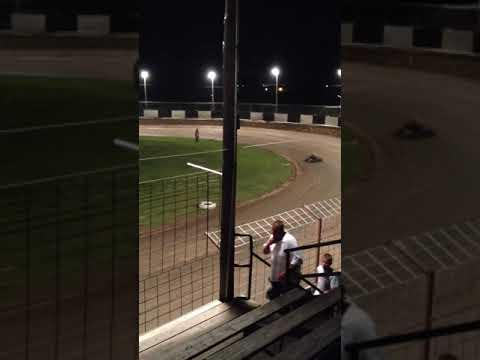 Kam Raceway Go karting in 2012 Cameron Fagan