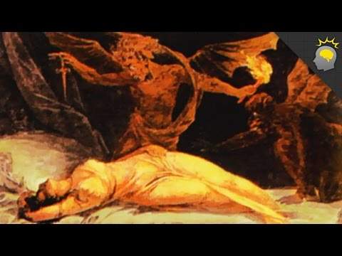 Why does sleep paralysis feel like a demon molested me? - Epic Science #115