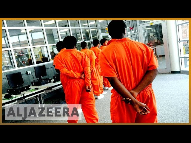 🇺🇸California to grant parole to nonviolent third-strike criminals l Al Jazeera English