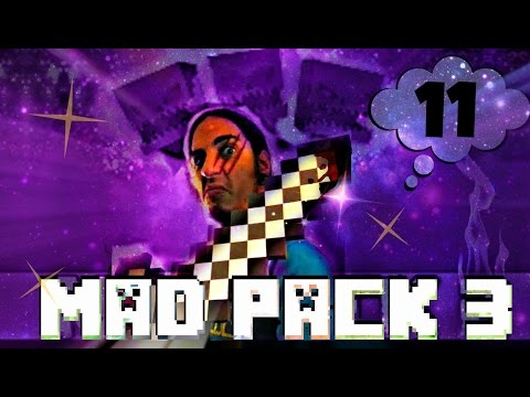 MAD PACK 3 (ep.11) the search for Continuum Ore!!-(MINECRAFT MODS)