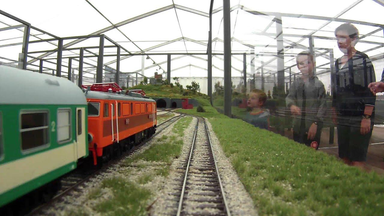Największa makieta kolejowa w Polsce