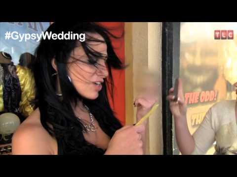 Wild Gypsy Mellie My Fat American Wedding