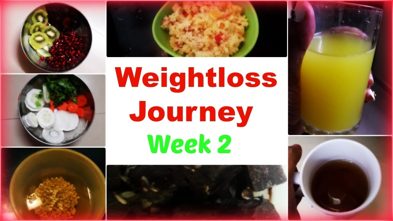 Lose weight in ubud