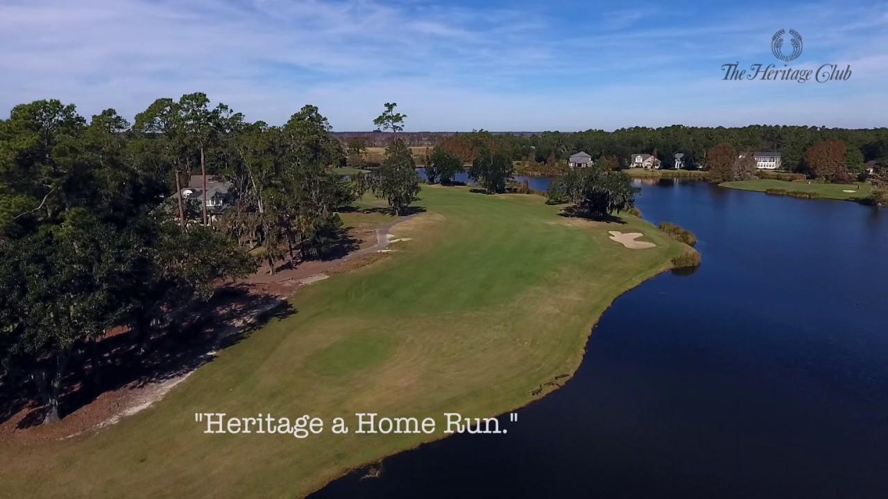 Heritage Club 18 Hole Spotlight