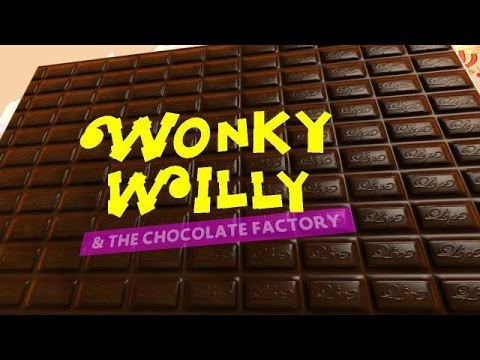Little Big Planet 3  movie: Wonky Willy & the Chocolate Factory
