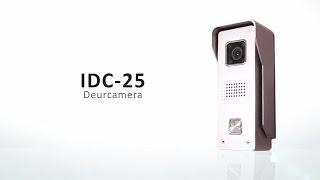 Elec IDC-25 Wifi Deurbel Met Camera