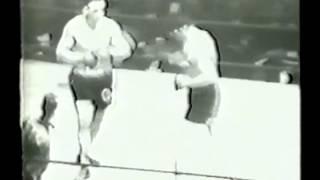 """Primo Carnera vs Victorio """"El Gigante de Quilmes"""" Campollo"""