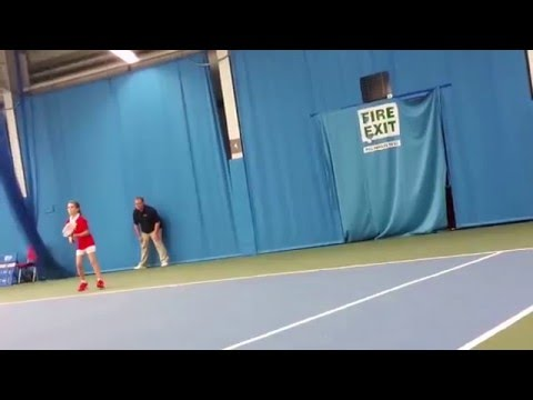 TENNIS EUROPE WINTER CUP 2016 SUNDERLAND