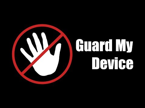 Introducing Guard My Device - The mobile alarm system
