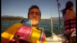 Catamaran Tornado 20 Lago Villarrica