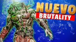 🤯El NUEVO BRUTALITY de JADE te VOLARA LA CABEZA - Mortal Kombat 11