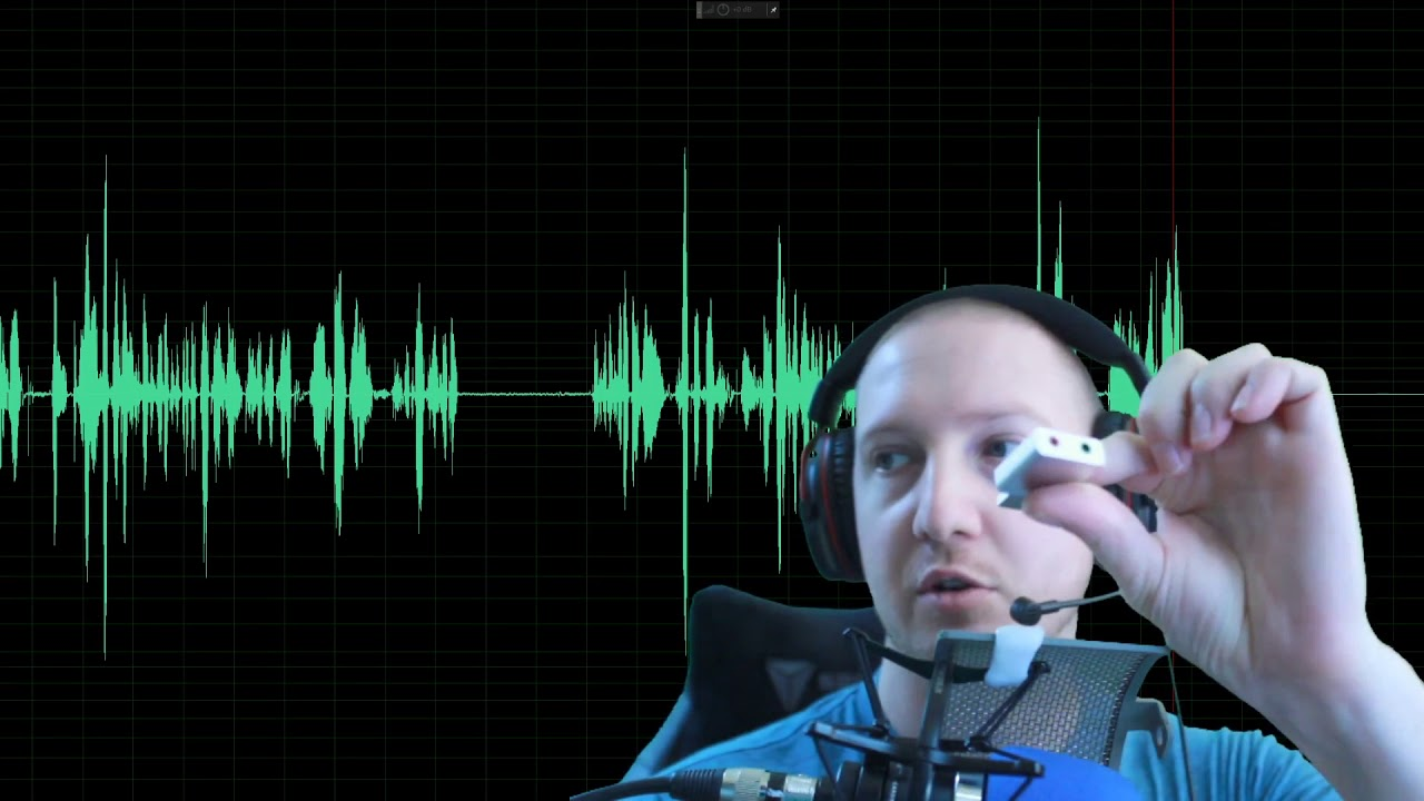 How To Reduce Static Background Noise on Headset Mic - Improve Audio Quality