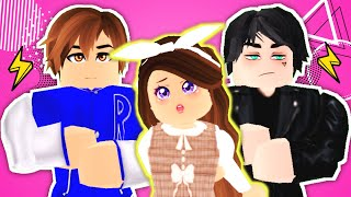 JEALOUSY ❤️😮FRENEMIES 4💕Roblox Royale High Series [Voiced&Subbed]