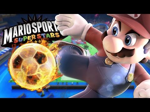 MARIO SPORTS SUPERSTARS MULTIJOUEUR FOOTBALL 3DS FR EPISODE 2