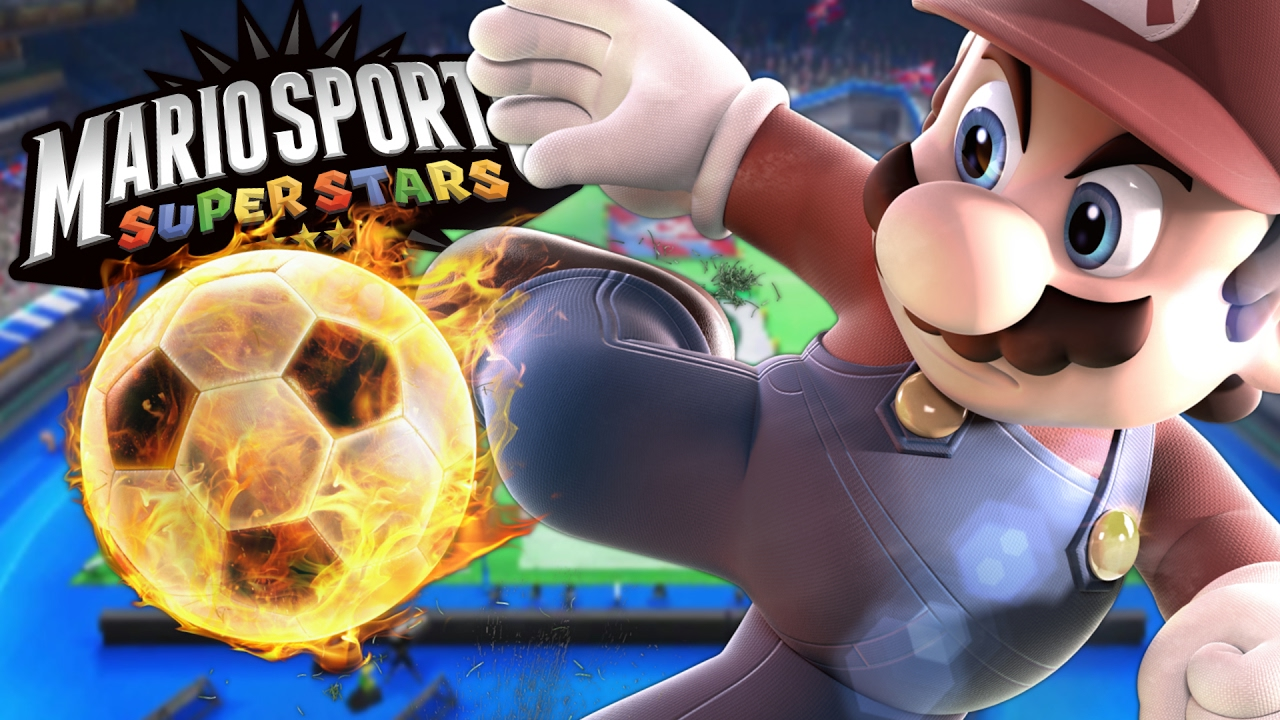 MARIO SPORTS SUPERSTARS MULTIJOUEUR FOOTBALL 3DS FR EPISODE 2