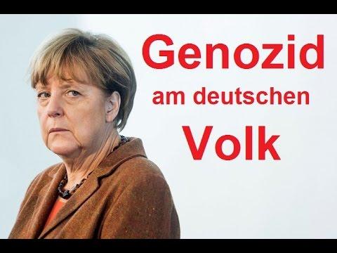 Die Ausrottung der Deutschen! (Der Genozid am deutschen Volk)