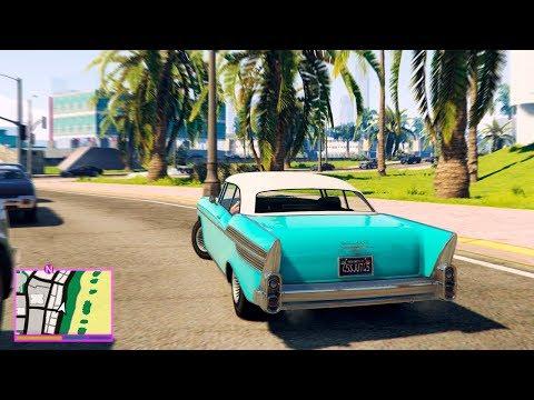 Новая Vice City! (+Ссылка скачать) - Версии GTA VC с крутой графикой