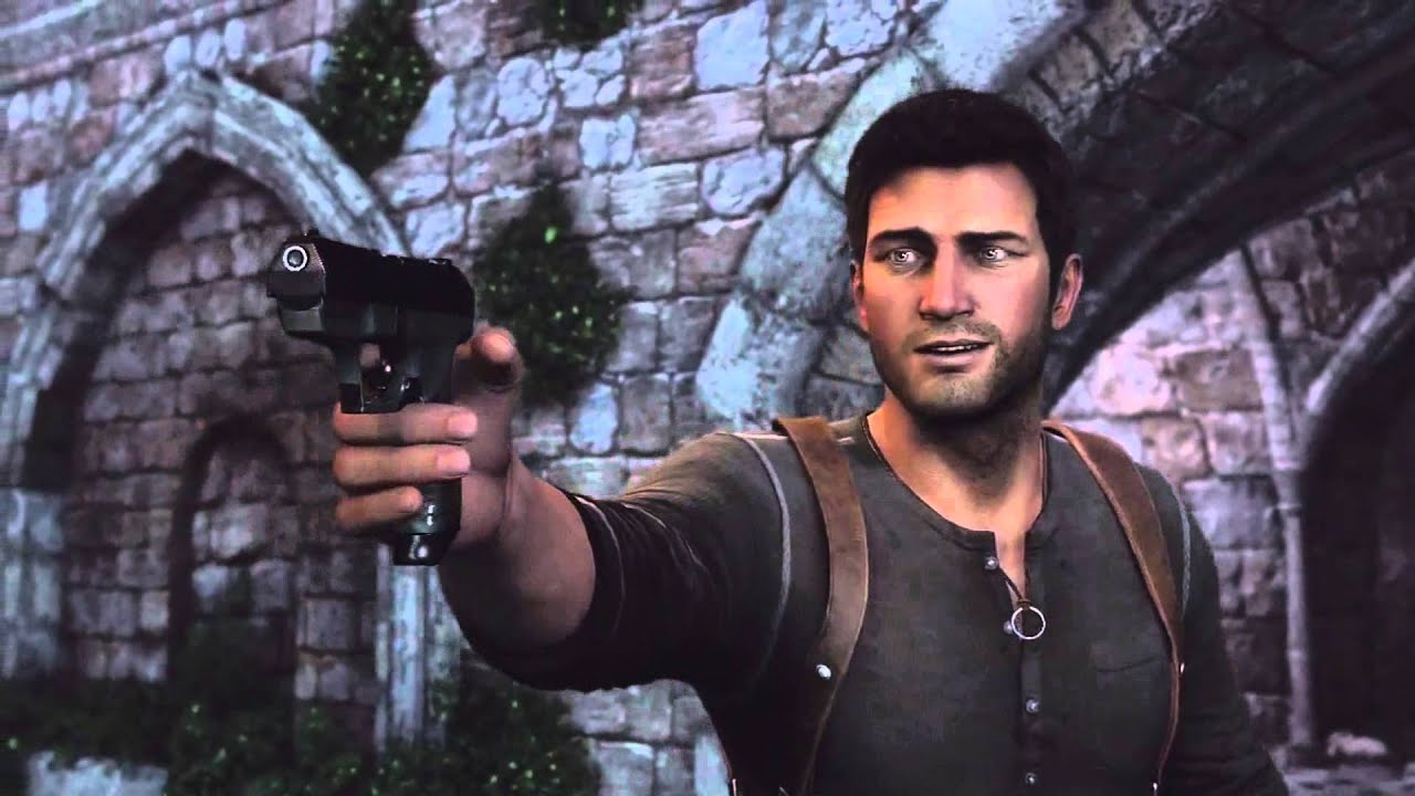 Lara Croft And Nathan Drake: You Were Trouble (Tomb Raider