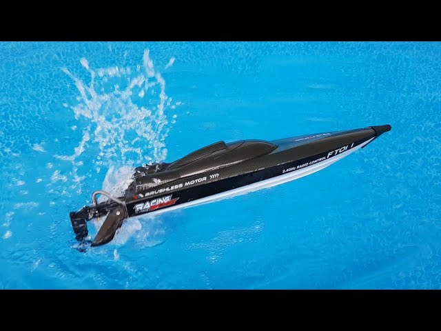 FeiLun FT011 2 4GHz Brushless RC Racing Boat