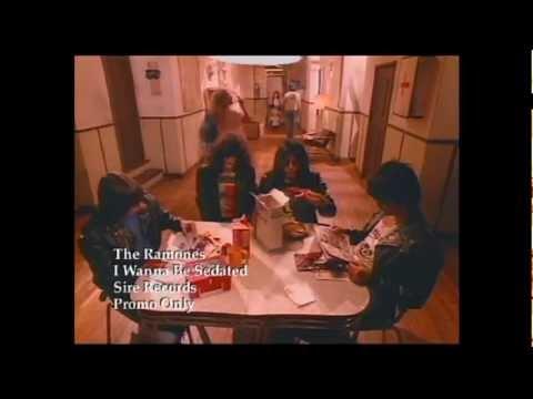 Ramones - I Wanna Be Sedated HD