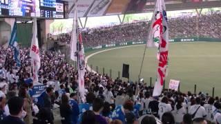【2011年・西武ドーム開幕戦】西武ライオンズ 応援歌メドレー スタメン