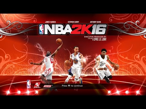 NBA 2K16 tutorial